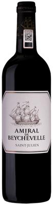 Вино красное сухое «Amiral De Beychevelle» 2011 г.
