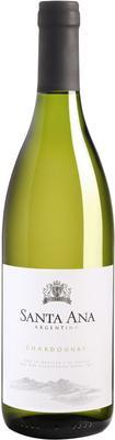 Вино белое сухое «Santa Ana Chardonnay» 2015 г.
