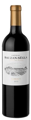 Вино красное сухое «Chateau Rauzan-Segla» 1996 г.