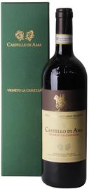 Вино красное сухое  «Castello di Ama Chianti Classico Vigneto La Casuccia» 2007 г. в подарочной упаковке