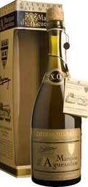 Кальвадос «Calvados Marquis d'Aguesseau XO 12 ans» в подарочной упаковке