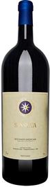 Вино красное сухое  «Sassicaia» 2012 г.