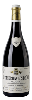 Вино красное сухое «Chambertin-Clos de Beze Grand Cru» 2006 г.