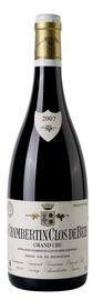 Вино красное сухое «Chambertin-Clos de Beze Grand Cru» 2003 г.