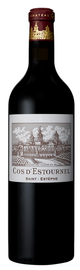 Вино красное сухое «Chateau Cos d'Estournel» 2001 г.