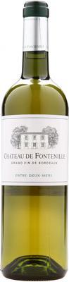 Вино белое сухое «Chateau de Fontenille Blanc» 2014 г.