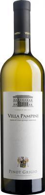 Вино белое сухое «Villa Pampini Pinot Grigio» 2015 г.