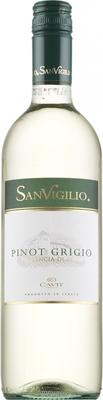 Вино белое сухое «SanVigilio Pinot Grigio» 2015 г.