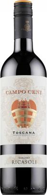 Вино красное сухое «Campo Ceni» 2013 г.