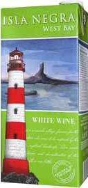 Вино белое полусухое  «Isla Negra West Bay (Tetra Pak)»