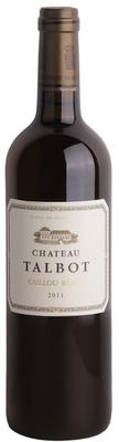 Вино белое сухое «Caillou Blanc du Chateau Talbot» 2011 г.
