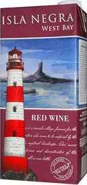 Вино красное полусухое «Isla Negra West Bay (Tetra Pak)»