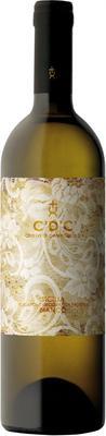 Вино белое сухое «C'D'C' Cristo di Campobello» 2014 г.