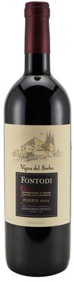 Вино красное сухое «Vigna del Sorbo Chianti Classico Riserva» 2011 г.