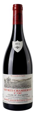 Вино красное сухое «Gevrey-Chambertin Premier Cru Clos St Jacques» 2006 г.