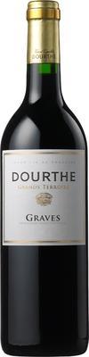 Вино красное сухое «Dourthe Grands Terroirs Graves Rouge» 2014 г.