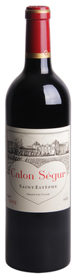 Вино красное сухое  «Chateau Calon Segur Grand Cru Classe» 2005 г.