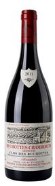 Вино красное сухое «Ruchottes Chambertin Grand Cru Clos des Ruchottes» 2000 г.