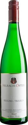 Вино белое полусухое «Riesling Qualitatswein trocken» 2014 г.
