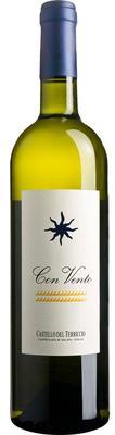 Вино белое сухое «Con Vento» 2013 г.