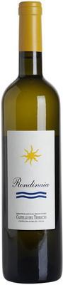 Вино белое сухое «Rondinaia» 2013 г.