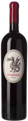 Вино красное сухое «Schrader Old Sparky Cabernet Sauvignon» 2012 г.