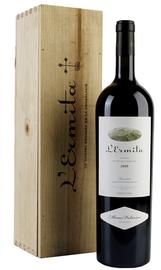 Вино красное сухое «L'Ermita Velles Vinyes» 2009 г. в подарочной упаковке