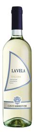 Вино белое сухое  «Conti Serristori La Vela» 2015 г.
