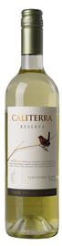 Вино белое сухое «Caliterra Sauvignon Blanc Reserva» 2015 г.
