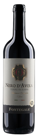 Вино красное сухое «Fontegaia Nero D'Avola» 2015 г.