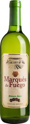Вино белое сухое «Marques de Fuego»