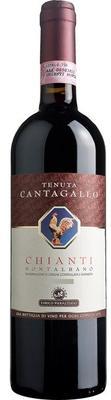 Вино красное сухое «Tenuta Cantagallo Chianti Montalbano» 2014 г.