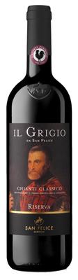 Вино красное сухое «Il Grigio Chianti Classico Riserva, 0.375 л» 2012 г.