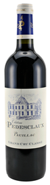 Вино красное сухое  «Chateau Pedesclaux Grand Cru Classe Pauillac» 2012 г.