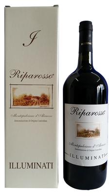 Вино красное сухое «Montepulciano d'Abruzzo Riparosso, 1.5 л» 2014 г.
