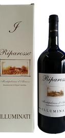 Вино красное сухое  «Montepulciano d'Abruzzo Riparosso» 2014 г.