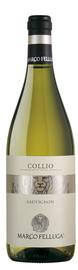 Вино белое сухое «Marco Felluga Collio Sauvignon» 2015 г.