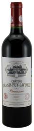 Вино красное сухое «Chateau Grand-Puy-Lacoste, 0.75 л» 2007 г.