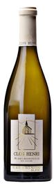 Вино белое сухое «Clos Henri Sauvignon Blanc» 2014 г.