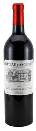 Вино красное сухое «Chateau Angludet » 2011 г.