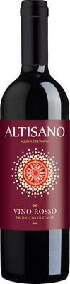 Вино красное сухое «Altisano»