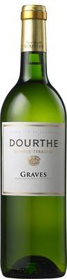 Вино белое сухое «Douthe Grands Terroirs Graves blanc» 2014 г.