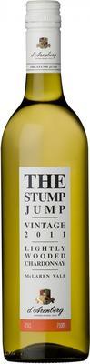 Вино белое сухое «Stump Jump Lightly Wooded Chardonnay» 2011 г.