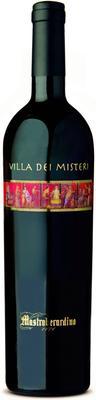 Вино красное сухое «Villa dei Misteri» 2003 г.