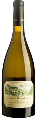 Вино белое сухое «Chablis Premier Cru Mont de Milieu» 2013 г.