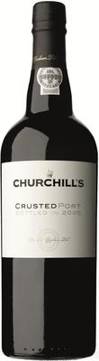 Портвейн «Churchill's Crusted Port» 2005 г.