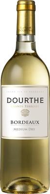 Вино белое полусухое «Dourthe Grands Terroirs Bordeaux Medium Dry» 2014 г.