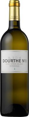 Вино белое сухое «Dourthe №1 Bordeaux blanc» 2014 г.