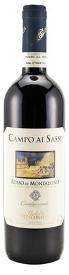 Вино красное сухое «Campo ai Sassi» 2014 г.