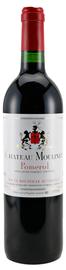 Вино красное сухое «Chateau Moulinet Pomerol» 2008 г.